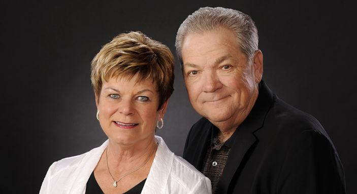 Dan and Peggy Blough