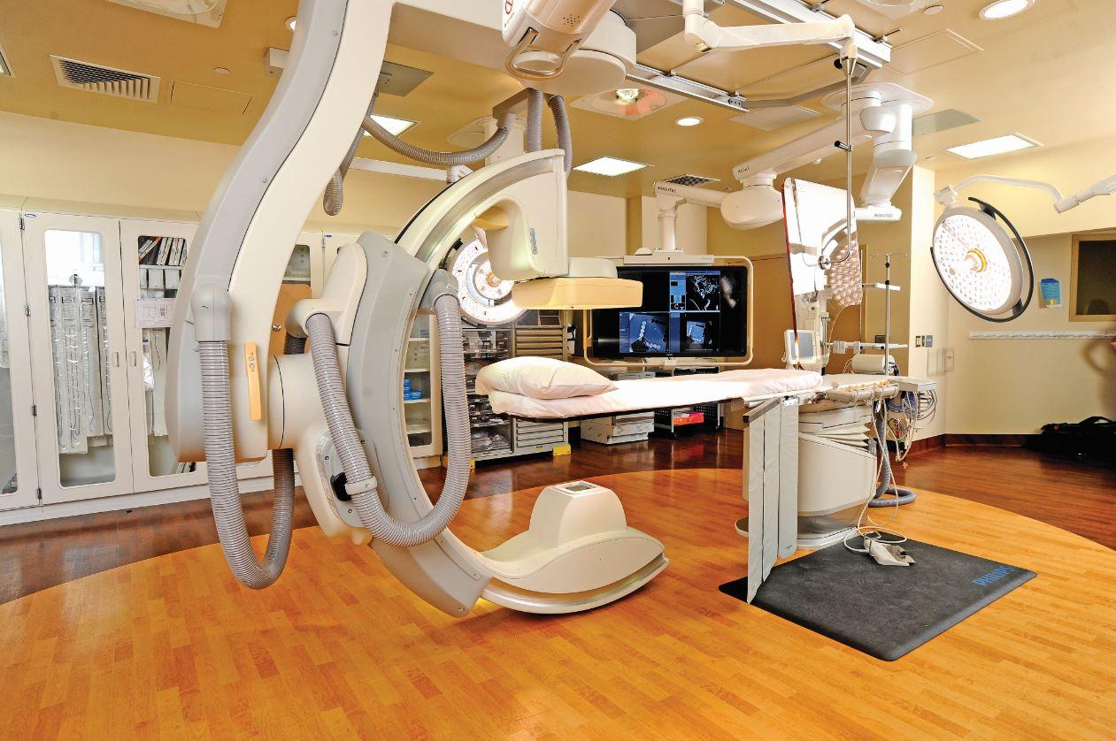 Cardiac Interventional Hybrid Suite