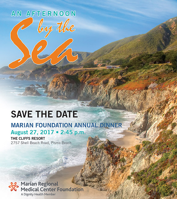Annual Dinner Save the Date