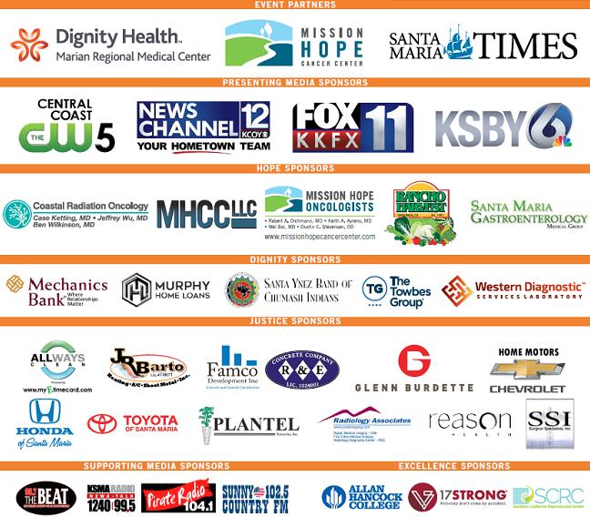 Day of Hope 2020 Sponsors