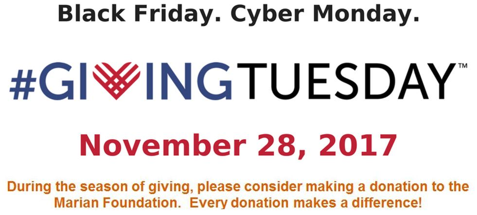 2016 Giving Tuesday Banner